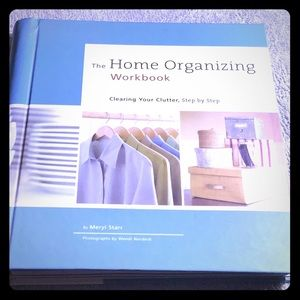 🌟The Home Organizing Workbook🌟